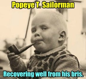 Popeye T. Sailorman