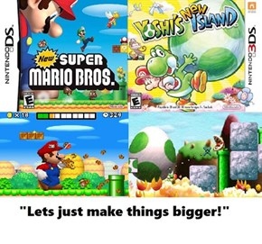 How Nintendo Does Sequels