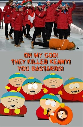 Not What I Expected for a Live-Action South Park...