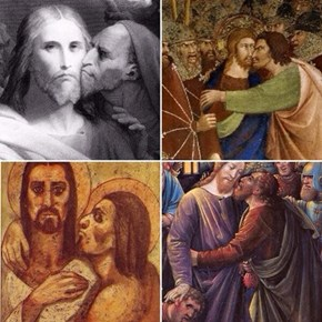 Judas Never Really Understood the Concept of Personal Space