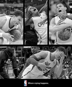 Blake Griffin, Why So Sad?