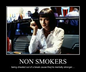 NON SMOKERS
