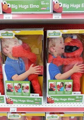 That's Not How You Hug, Elmo