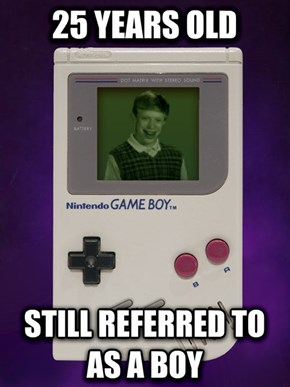 Bad Luck Game Boy