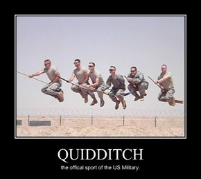 Quidditch Is Everywhere