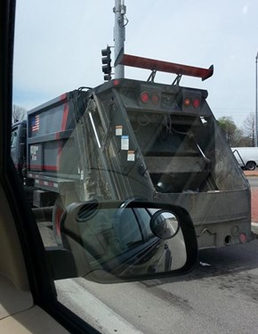 Just What Every Garbage Truck Needs