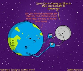 Earth Day...