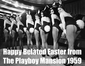 The Playboy Mansion 1959