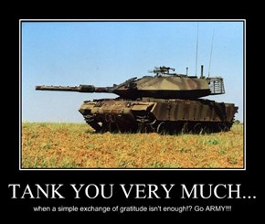 TANK YOU VERY MUCH...