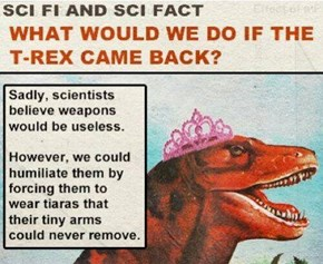 Punish the T-Rex
