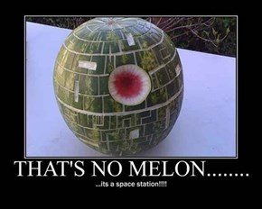 That Exhaust Port is Filled With Tequila!