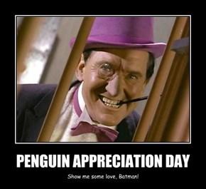 PENGUIN APPRECIATION DAY