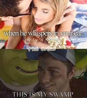Shrek Whispers HARD