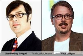 Claudio Greg Gregori Totally Looks Like Vince Gilligan