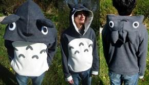 My Hoodie Totoro