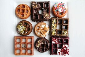 Food of they Day: A Restaurant in Chicago is Now Serving a Donut/Waffle Hybrid Called the Wonut