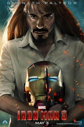 There's Been Some Stark Changes to Iron Man's Look