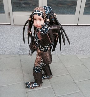 The Littlest Predator