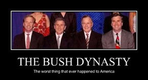 THE BUSH DYNASTY