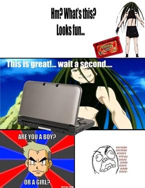 Envy Plays Pokemon