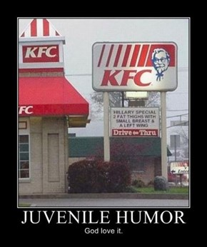 KFC Knows Their Clientele