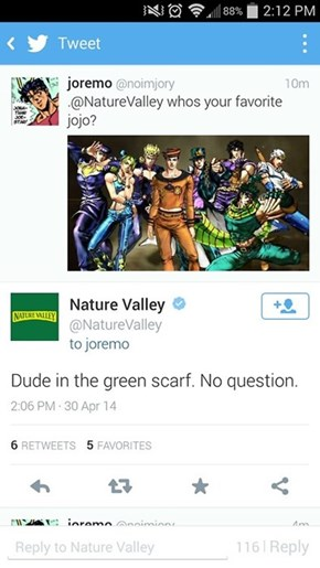 Nature Valley Reveals Themselves for the Otaku They Are