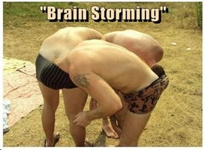 """""""Brain Storming"""""""
