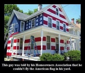 Patriotism at Its Finest