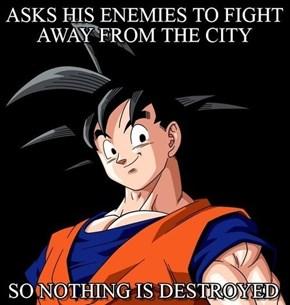 Good Guy Goku
