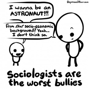 Sociologists Are The Worst Bullies