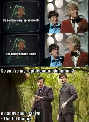 The Doctor is Doomed To Repeat History