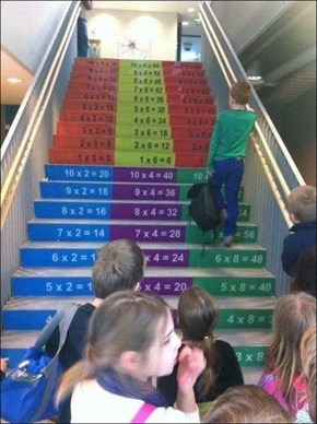 An Easy Way to Get the Kids to Learn Their Times Tables