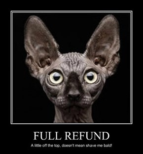 FULL REFUND
