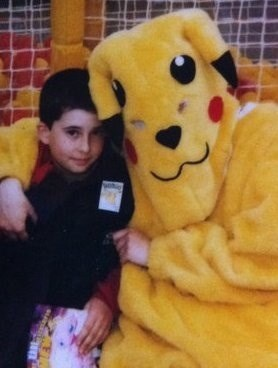 The Most Terrifying Pikachu Costume You'll Ever See