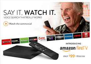 Gary Busey Loves Amazon