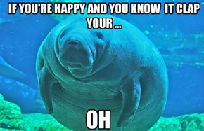 Manatees Hate This Song
