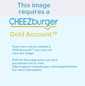 [Tittle only available to CHEEZburger Gold Account™ holders]