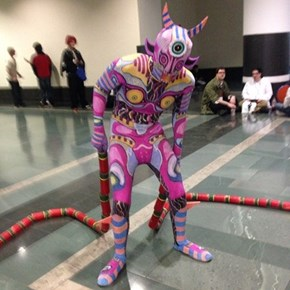 The Creepiest Video Game Cosplay You'll Ever See