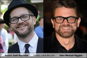 Voice's Josh Kaufman Totally Looks Like John Michael Higgins