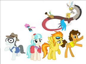 The New Mane Six