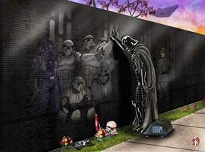 Storm Trooper Memorial