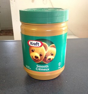 Something's Off About This French Peanut Butter...