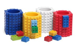 Lego Shot Glasses!