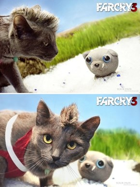 If Far Cry 3 Starred a Cat