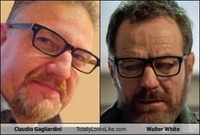Claudio Gagliardini Totally Looks Like Walter White