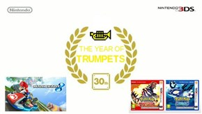 This is the Year of the Trumpets