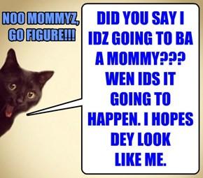 NOO MOMMYZ,  GO FIGURE!!!