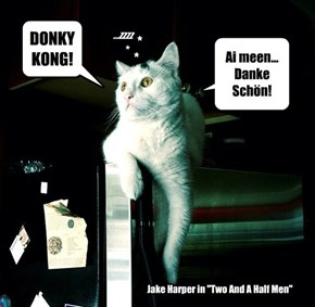 DONKY KONG!