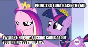 PRINCESS LUNA RAISE THE MO-