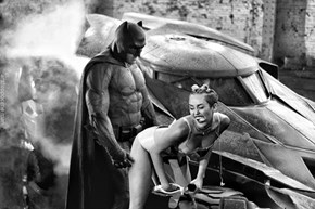 Sad Batman - Miley Cyrus twerk